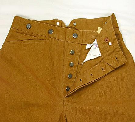 オールドスタイル パンツ メンズ ワーメーカー MOSP001